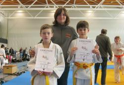 Judo-Ranklistentunier in Hof